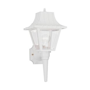 Sanderson 1-Light Outdoor Sconce