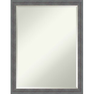 Highland Dunes Heider Bathroom Accent Mirror