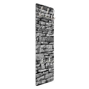 Cheap Price Stonewall Wall Mounted Coat Rack