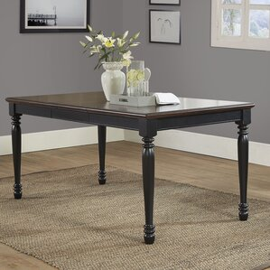 Kivalina Extendable Dining Table by Beachcrest Home