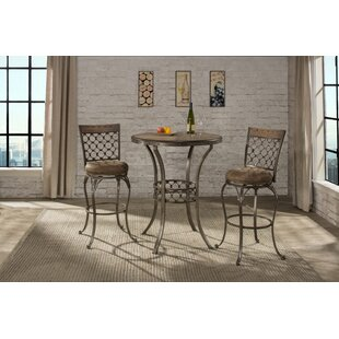 Savoie 3 Piece Pub Table Set Winston Porter
