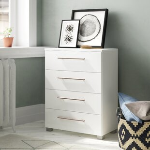 Doggett 4 Drawer Chest Of Drawers By 17 Stories