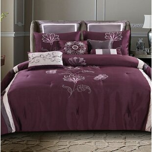 Norristown 10 Piece Comforter Bed Set