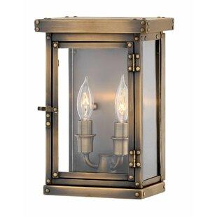 Hamilton 2-Light Outdoor Flush Mount by Hinkley Lighting