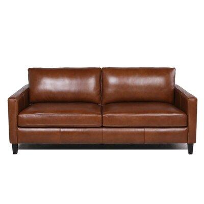 Modern Leather Amp Microfiber Sofas Couches Allmodern