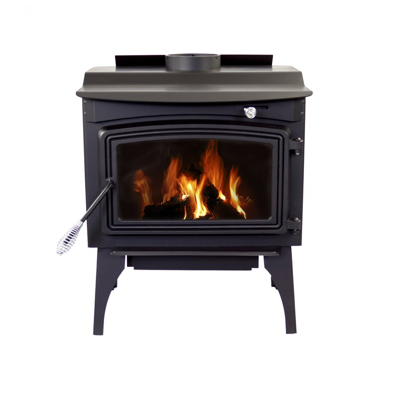 Dyna-Glo Pleasant Hearth 1,800 sq. ft. Direct Vent Wood Stove ...
