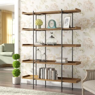 Laurel Foundry Modern Farmhouse Wanda Etagere Bookcase