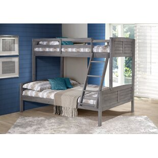 Zoomie Kids Kacy Twin over Full Bunk Bed