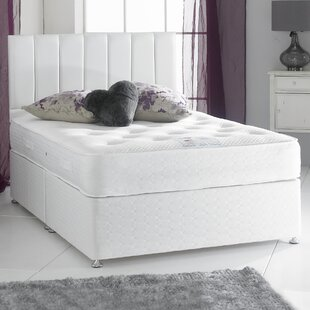 Tudela Pocket Memory Divan Bed By Metro Lane