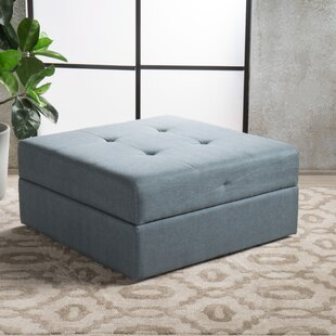 Haslemere Storage Ottoman by Highland Dunes