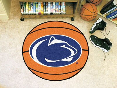 Fanmats Ncaa Penn State Basketball 27 In X 27 In Non Slip Indoor Only Door Mat Wayfair