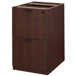 Latitude Run Linh File Pedestal 2-Drawer Lateral Filing Cabinet