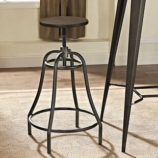 Modway Adjustable Height Bar Stool
