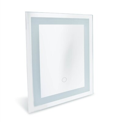 Modern Lighted Rectangle Bathroom Mirrors Allmodern