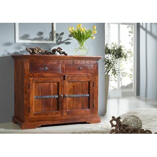 Oxford 2 Drawer Combi Chest By Massivmoebel24