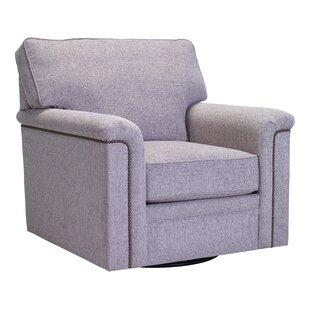 Warren Swivel Armchair by Stone & Leigh™ Furniture