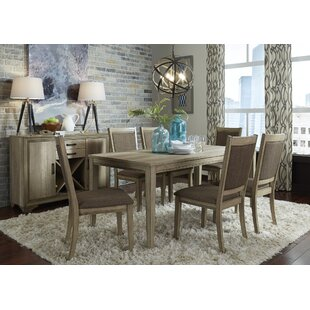 Loggins 7 Piece Dining Set Gracie Oaks