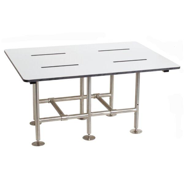 Seachrome Signature Free Standing Shower Chair Wayfair