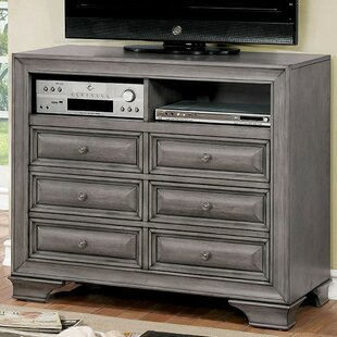Brodnax 6 Drawer Double Dresser