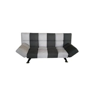 Baret 3 Seater Clic Clac Sofa Bed By Ebern Designs