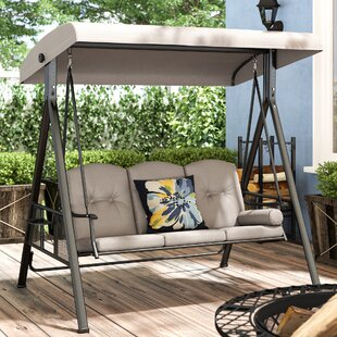 Porch Swings With Canopies You Ll Love In 2021 Wayfair