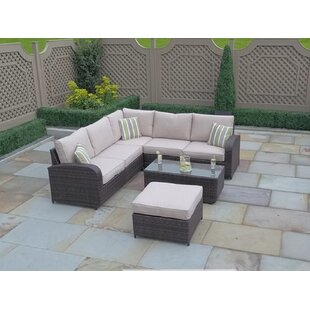 Howardwick 7 Piece Sectional Seating Group