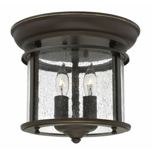 Gentry 2-Light Flush Mount..