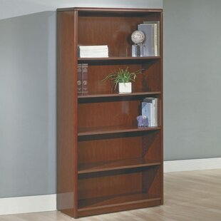 Jusino Standard Bookcase by Latitude Run