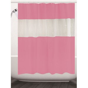 pale pink shower curtain. Albaugh Peva Shower Curtain Pink Curtains You ll Love