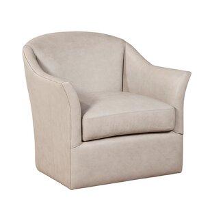 Latitude Run Folden Swivel Arm Chair