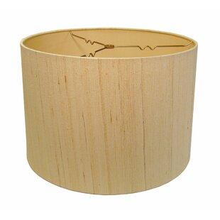 18 Silk/Shantung Drum Lamp Shape