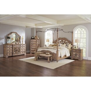 Quattlebaum Panel Bed By One Allium Way