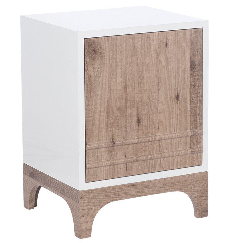 Norden home maunu wooden bedside table wayfair maunu wooden bedside table watchthetrailerfo