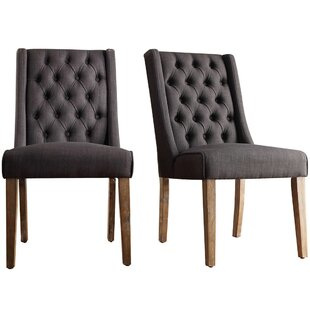 Allain Side Chair (Set Of 2) by Lark Manor Best