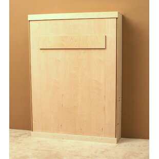 Paint Grade Murphy Bed by Wallbeds