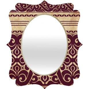 Deny Designs Arcturus Beru Quatrefoil Accent Mirror