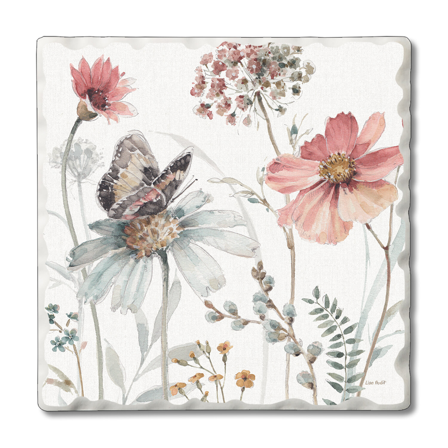Winston Porter A Weekend Ii Absorbent Stone Coaster Wayfair