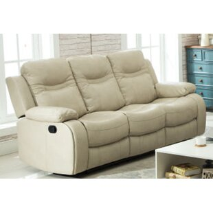 Find the perfect Gleaves Double Reclining Sofa by Red Barrel Studio Reviews (2019) & Buyer's Guide