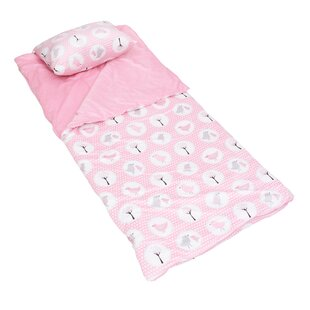 Smith Birds Printed Micromink Children S Sleeping Bag