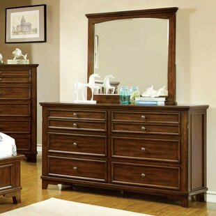Kiro 6 Drawer Dresser