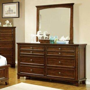 Kiro 6 Drawer Dresser by Alcott Hill Best