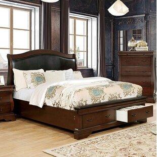 Charlton Home Reina Storage Bed