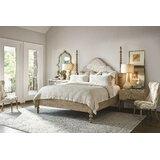 Serenity Jules Standard Solid Wood Configurable Bedroom Set by Fine Furniture Design