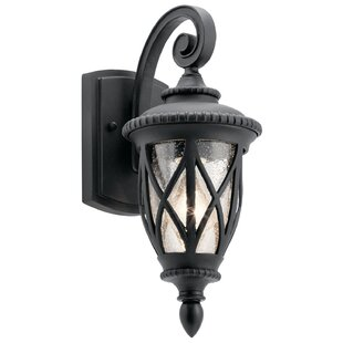Price comparison Dasie 1-Light Outdoor Wall Lantern By Darby Home Co