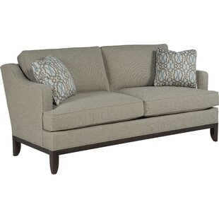 Loose Pillow Transitional Sofa by Fairfield Chair