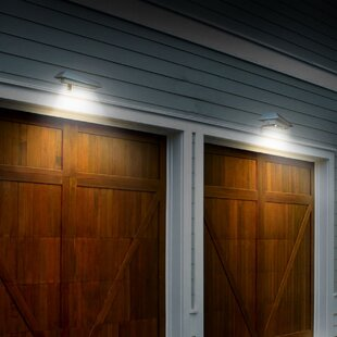 Solar Rectangular LED Flood Light ( Set of 2) (Set of 2)