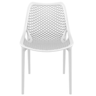 White Plastic Garden Chairs Wayfair Co Uk