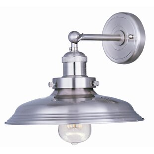 Compare & Buy Archie1-Light Barn Light By 17 Stories