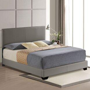 Belfort Upholstered Panel Bed by Latitude Run