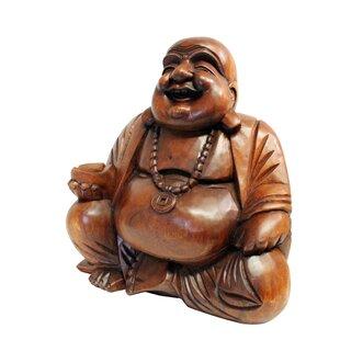Bloomsbury Market Sheilah Chinese Jolly Buddha Statue